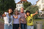living, host family, family, Bremen, room, german, learn, accomodation, contact, languages, language student